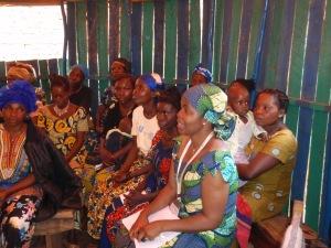 Women for Women DRC Congo Class